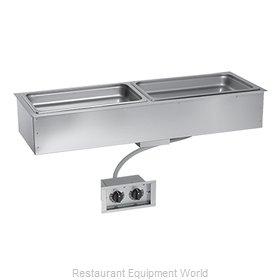 Alto-Shaam 200-HWIS/D6 Hot Food Well Unit, Drop-In, Electric