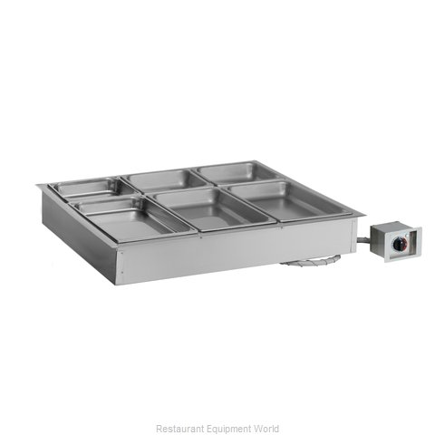 Alto-Shaam 300-HW/D443 Hot Food Well Unit Electric Drop-In Top Mount