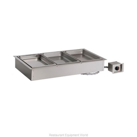 Alto-Shaam 300-HW/D6 Hot Food Well Unit Electric Drop-In Top Mount