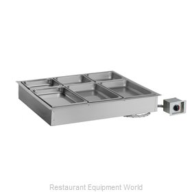 Alto-Shaam 300-HW/D643 Hot Food Well Unit, Drop-In, Electric
