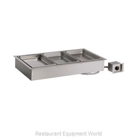 Alto-Shaam 300-HWI/D4 Hot Food Well Unit, Drop-In, Electric