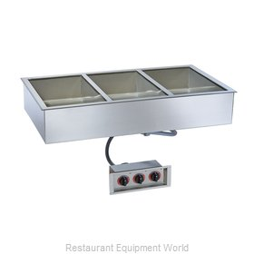 Alto-Shaam 300-HWI/D6 Hot Food Well Unit, Drop-In, Electric