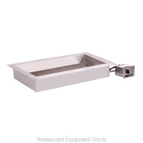 Alto-Shaam 300-HWILF/D6 Hot Food Well Unit, Drop-In, Electric