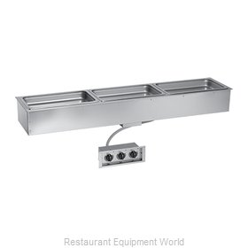 Alto-Shaam 300-HWIS/D6 Hot Food Well Unit, Drop-In, Electric