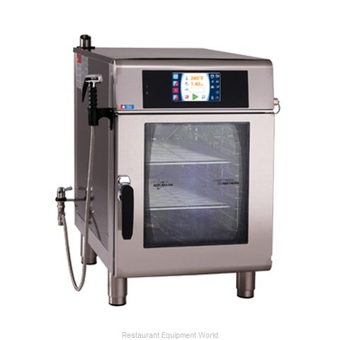 Alto-Shaam 4-10CCI Combi Oven Electric Half Size (Magnified)