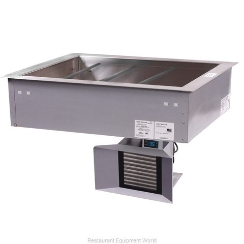 Alto-Shaam 400-CW Cold Pan Food Unit Drop-In