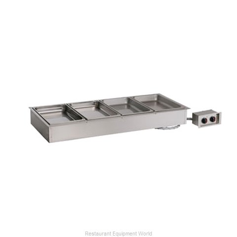 Alto-Shaam 400-HW/D4 Hot Food Well Unit Electric Drop-In Top Mount
