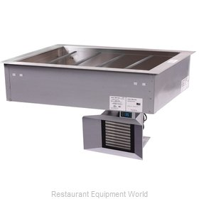 Alto-Shaam 500-CW/R Cold Food Well Unit, Drop-In, Refrigerated