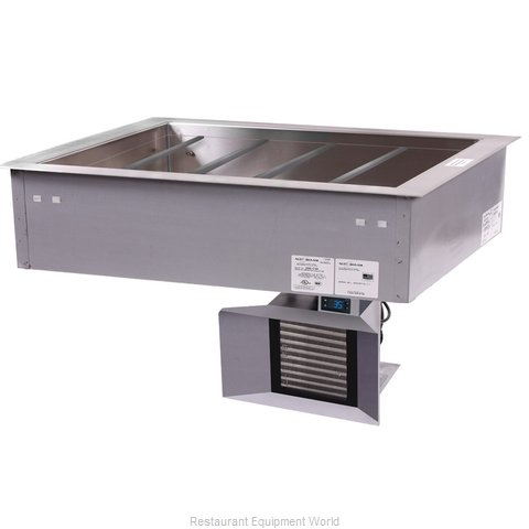 Alto-Shaam 500-CW Cold Food Well Unit, Drop-In, Refrigerated