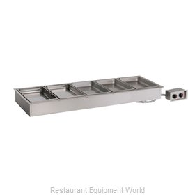 Alto-Shaam 500-HW/D6 Hot Food Well Unit, Drop-In, Electric