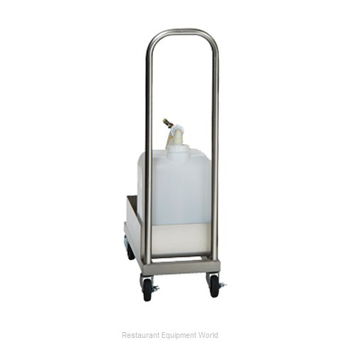 Alto-Shaam 5014542 Mobile Grease Collection Cart