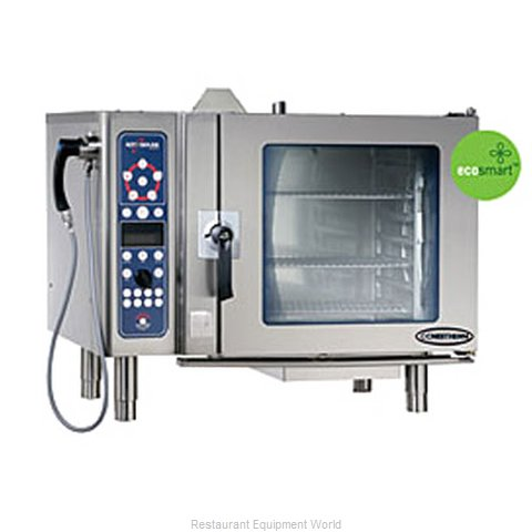 Alto-Shaam 6-10ESG/DLX Combi Oven Gas Half Size (Magnified)