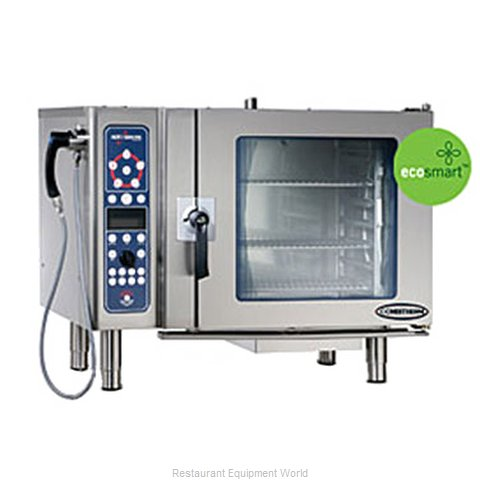 Alto-Shaam 6-10ESIN/STD Combi Oven Electric Half Size