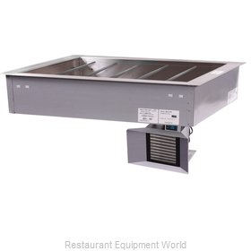 Alto-Shaam 600-CW/R Cold Food Well Unit, Drop-In, Refrigerated