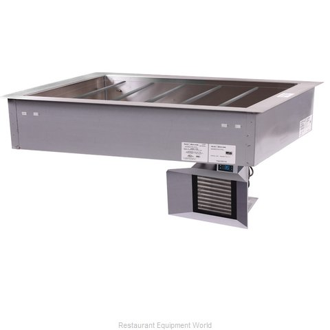 Alto-Shaam 600-CW Cold Food Well Unit, Drop-In, Refrigerated