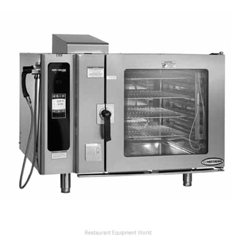 Alto-Shaam 7-14ESG/DLX Combi Oven Gas Full Size (Magnified)