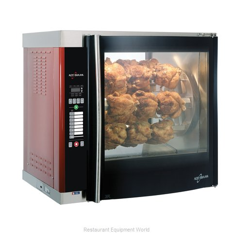 Alto-Shaam AR-7E-DBLPANE Oven Rotisserie Electric (Magnified)