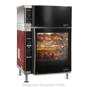 Alto-Shaam AR-7EVH-DBLPANE Oven, Electric, Rotisserie