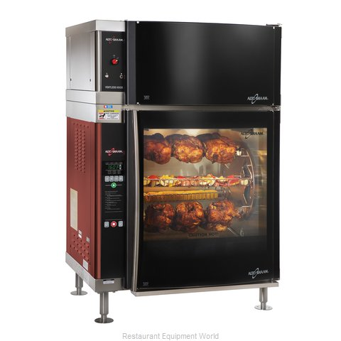 Alto-Shaam AR-7EVH-SGLPANE Oven Rotisserie Electric (Magnified)