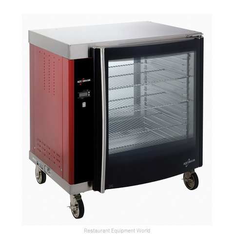 Alto-Shaam AR-7H-SGLPANE Heated Holding Cabinet Mobile Half-Height (Magnified)