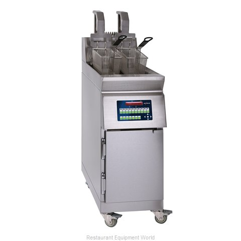 Alto-Shaam ASF-60G Fryer Floor Model Gas Full Pot