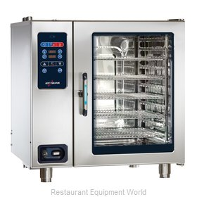Alto-Shaam CTC10-20G Combi Oven, Gas
