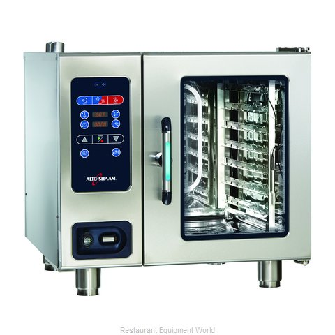 Alto-Shaam CTC6-10G Combi Oven, Gas