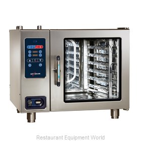 Alto-Shaam CTC7-20G Combi Oven, Gas, Full Size