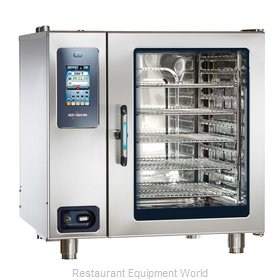 Alto-Shaam CTP10-20G Combi Oven, Gas