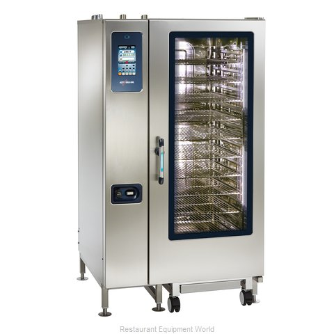 Alto-Shaam CTP20-20G Combi Oven, Gas
