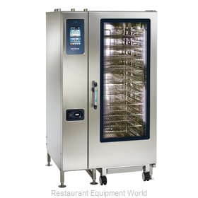 Alto-Shaam CTP20-20G Combi Oven, Gas, Full Size