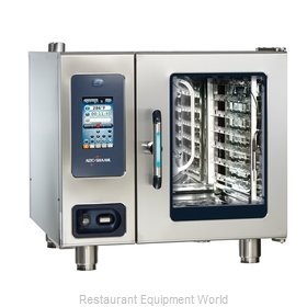 Alto-Shaam CTP6-10G Combi Oven, Gas, Full Size