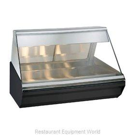 Alto-Shaam EC2-48/P-C Display Case, Heated Deli, Countertop