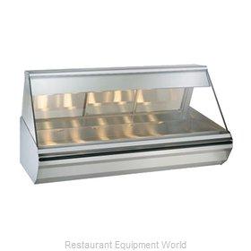 Alto-Shaam EC2-72/P-SS Display Case, Heated Deli, Countertop