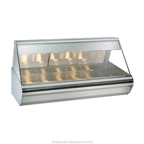 Alto-Shaam EC2-72-SS Display Case Heated Deli Countertop