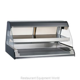 Alto-Shaam ED2-48/2S-C Display Case, Heated Deli, Countertop