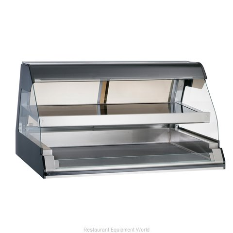 Alto-Shaam ED2-48/2S-SS Heated Display Case