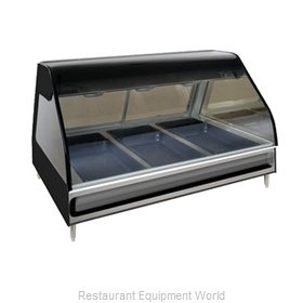 Alto-Shaam ED2-48-C Display Case, Heated Deli, Countertop