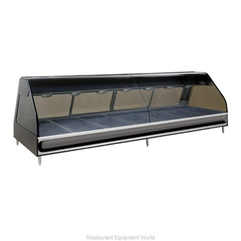 Alto-Shaam ED2-96/PR-C Display Case, Heated Deli, Countertop