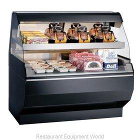 Alto-Shaam ED2SYS-48/2S-BLK Display Case, Heated Deli, Floor Model
