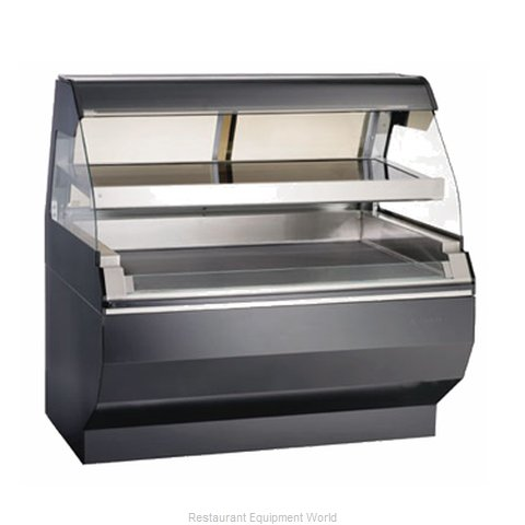 Alto-Shaam ED2SYS-48/2S-SS Display Case, Heated Deli, Floor Model