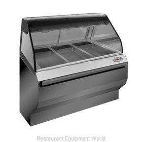 Alto-Shaam ED2SYS-48-C Display Case, Heated Deli, Floor Model
