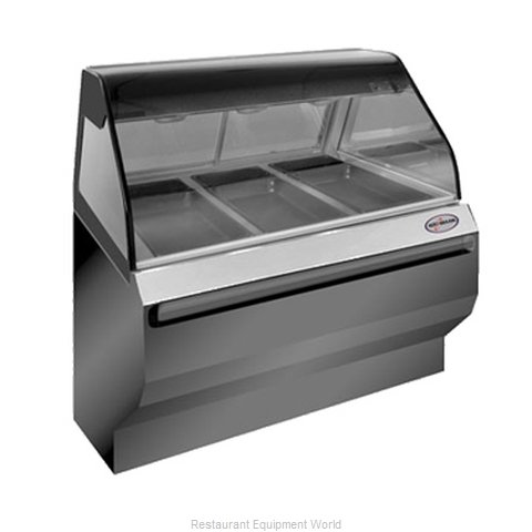 Alto-Shaam ED2SYS-48/P-C Display Case, Heated Deli, Floor Model (Magnified)
