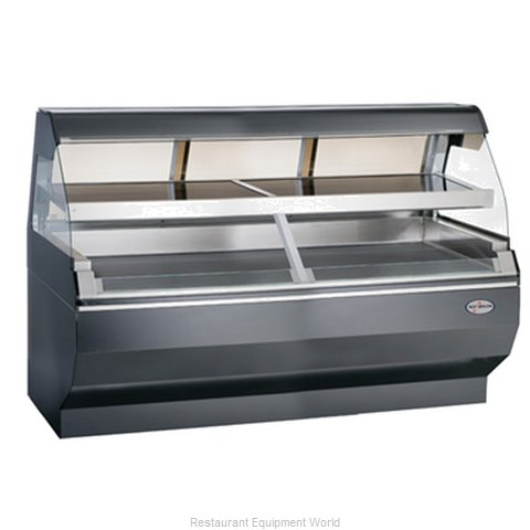 Alto-Shaam ED2SYS-72/2S-C Display Case, Heated Deli, Floor Model (Magnified)