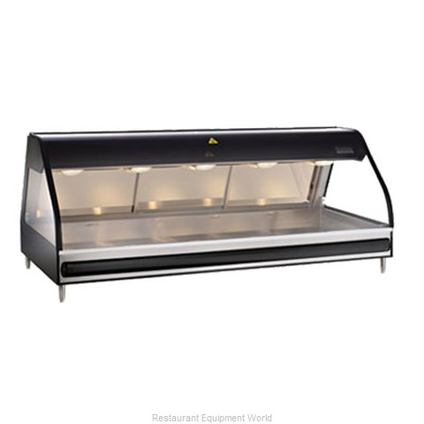 Alto-Shaam ED2SYS-72-C Display Case, Heated Deli, Floor Model (Magnified)