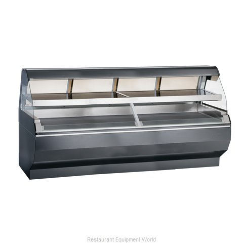 Alto-Shaam ED2SYS-96/2S-SS Display Case, Heated Deli, Floor Model (Magnified)