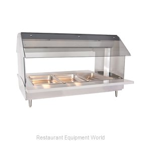 Alto-Shaam HFT2-300 Serving Counter, Hot Food, Electric