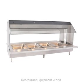 Alto-Shaam HFT2-400 Serving Counter, Hot Food, Electric