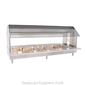 Alto-Shaam HFT2-500 Serving Counter, Hot Food, Electric