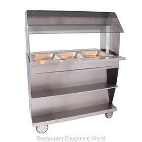 Alto-Shaam HFT2SYS-300 Serving Counter, Hot Food, Electric